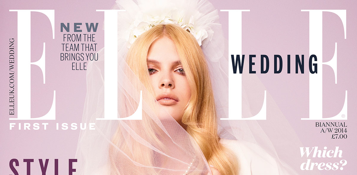 Elle wedding contributing editor patricia campbell for Elle subscription change address